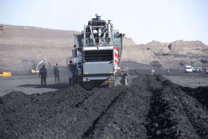 维特根露天采矿机:全程技术支持