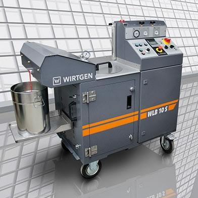 实验室沥青发泡装置WLB 10 S
