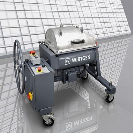 实验室双轴强制搅拌器WLM 30