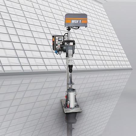 实验室振动成型仪WLV 1